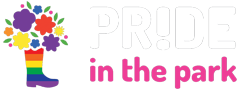 Pride in the Park logo
