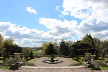 View at Tatton Park