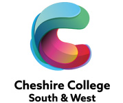 Cheshire College South and West logo