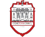 Crewe Town Council logo