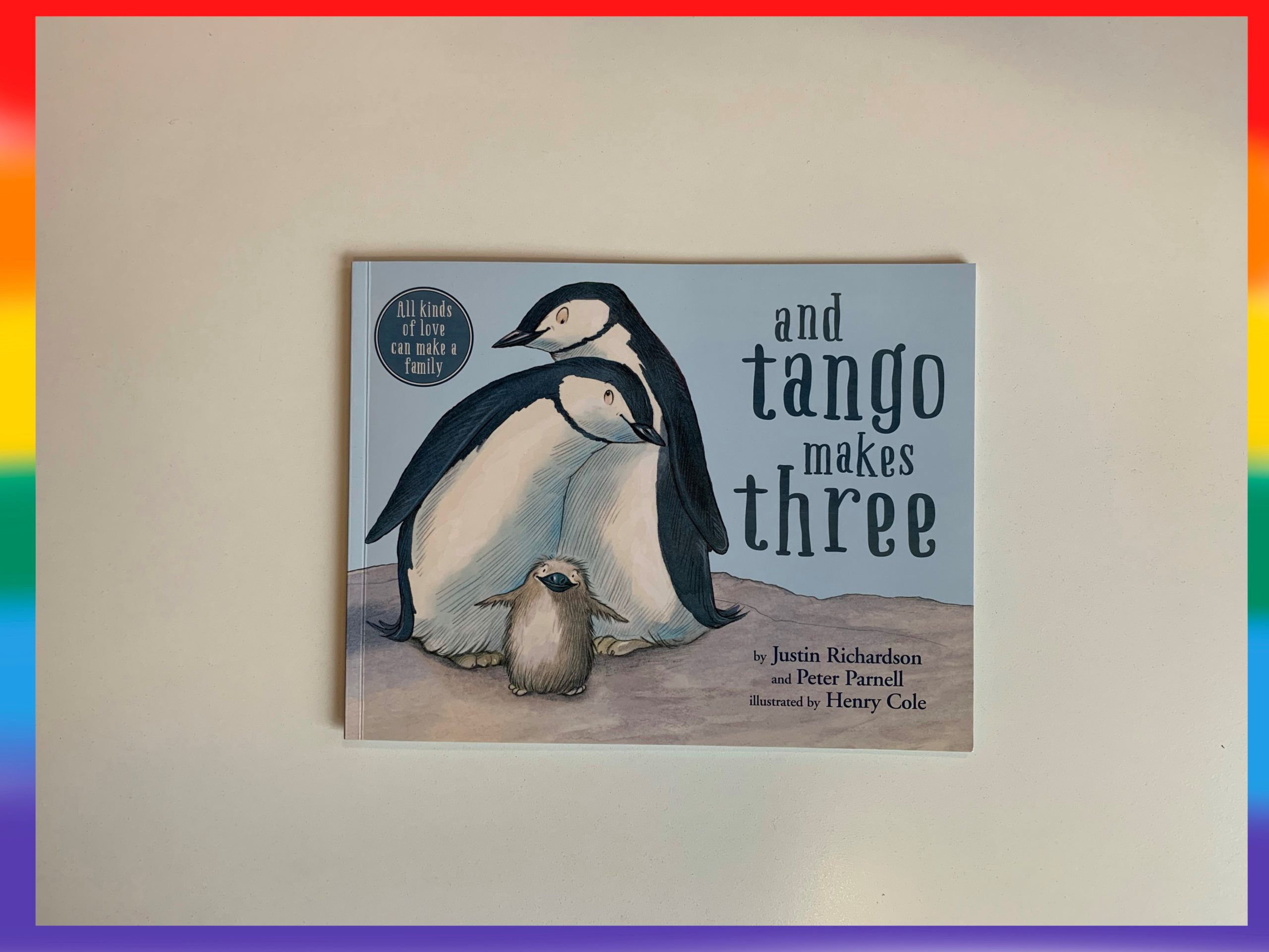 image of children's book And Tango Makes Three